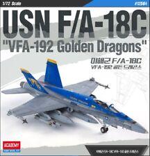 "AC12564 1/72 USN F/A-18C VFA 192 ""Golden Dragons"""