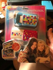 NICKELODEON iCARLY MINI WEB CAM WITH FACEPLATES See Pictures ♾