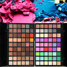 54 Colors Shimmer Matte Eyeshadow Palette Set Eye Shadow Makeup Cosmetic Beauty