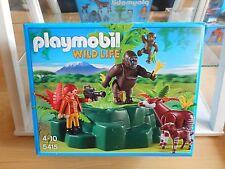 Playmobil WIld Life Set in Box (Playmobil nr: 5415)