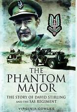 PHANTOM MAJOR, THE: The Story of David Stirling and the SAS Regiment-ExLibrary