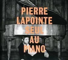 Pierre Lapointe - Seul Au Piano [New CD]