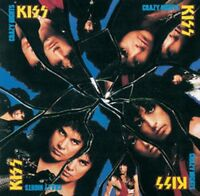 Kiss - Crazy Nights (NEW CD)