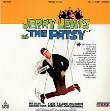 JERRY LEWIS The Patsy 1964 PARAMOUNT MONO LIVE / IMAGE SEALED VIDEO LASER DISC