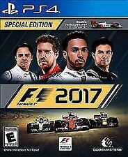 F1 2017: Special Edition (Sony PlayStation 4, 2017)