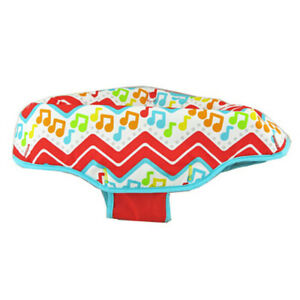 Replacement Seat Pad for Fisher-Price Step Play Piano Jumperoo DJX02