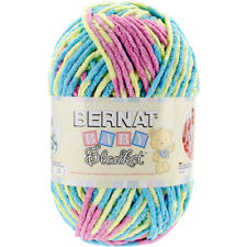 Bernat Baby Blanket Big Ball Yarn-Jelly Beans