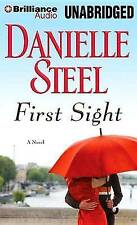 Audio book - First Sight by Danielle Steel    -    CD