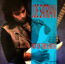 JOE SATRIANI ‎- Not Of This Earth (LP) (EX-/G++)
