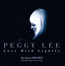 Peggy Lee - Love Held Lightly [New CD]