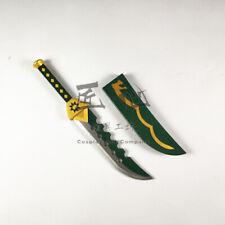 The Seven Deadly Sins Meliodas Scabbard+SwordHandmade Cosplay Knife Props Weapon