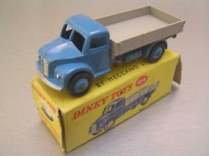 Dinky Toys 414 Dodge Rear Tipping Wagon truck made in England NMIB