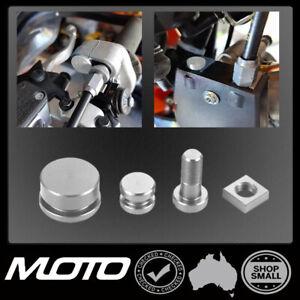 KTM HUSKY GAS GAS Throttle Push Cable Elimination Kit 125 150 250 300 TPI 18 21