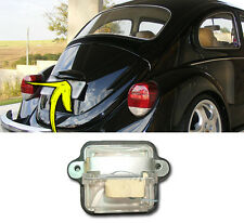 VW BUG SUPER BEETLE LICENSE PLATE LIGHT 311943121A Frame Volkswagen Rear Light