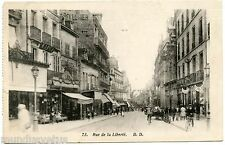 DIJON.  RUE DE LA LIBERTé.