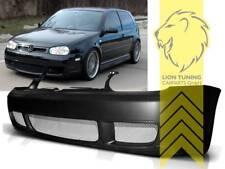 Front parachoques frontal delantal para VW Golf 4 Limousine Variant óptica r32