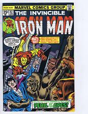 Iron Man #82 Marvel 1976