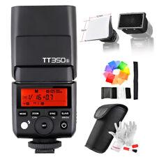 In stock Godox TT350S Camera Flash for Sony +Godox Honeycomb Grid+Flash Diffuser