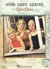 "DIXIE CHICKS ""WIDE OPEN SPACES"" SHEET MUSIC-PIANO/VOCAL/GUITAR-NEW ON SALE-RARE!"