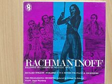 RACHMANINOFF RHAPSODY ON A THEME OF PAGANINI OP 43 REEL TO REEL TT 459 3K