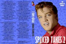 Elvis - SPLICED TAKES 2 - 84 tracks