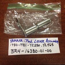 YAMAHA 1980 - 1981 YZ 250 465 NOS CLUTCH ACTUATOR PUSH LEVER 3R4-16380 AHRMA VMX