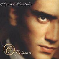 Origenes by Alejandro Fernandez  CD New
