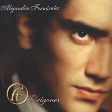 Origenes by Alejandro Fernández (CD, Sep-2001, Sony Music Distribution (USA))