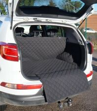 Kia Sportage (2010-2015) Fully Tailored Waterproof Quilted Boot Liner
