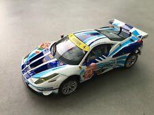 "Carrera Digital 132 30715 FERRARI 458 ITALIA GT2 ""AF CORSE Karosse+Chassis LICHT"