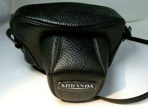 Miranda Sensorex Camera Case ever ready camera vintage (damaged)