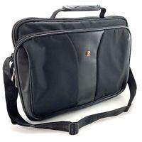 WENGER Swiss Black Laptop Travel Bag