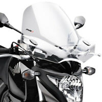 PUIG SCREEN TOURING II SUZUKI GSX-S750 17-18 CLEAR