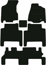 Tailored Deluxe Quality Car Mats Chrysler Grand Voyager 2012-2015 ** Black **