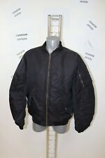 Carhartt Mens ASHTON Quilted Reversible Casual Bomber Jacket sz Large