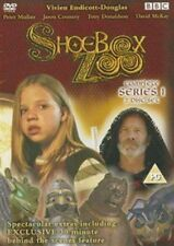 Shoebox Zoo Season 1 BBC TV Series 2xdvds R4