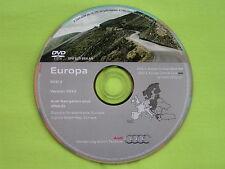 AUDI DVD NAVIGATION PLUS DEUTSCHLAND + EUROPA VERSION 2010 RNS-E A3 A4 A6 TT R8