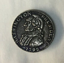 1792 Washington President Eagle Half Dollar