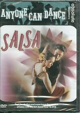 SALSA Anyone can dance Beginner Johnson & Kozak Dance Vision DVD