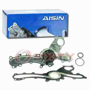 AISIN Engine Water Pump for 2006-2015 Lexus IS250 2.5L V6 Coolant Antifreeze lo