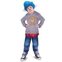 Disney's Onward Ian Lightfoot Boys Halloween Costume Top Pants Headpiece Wig Ear