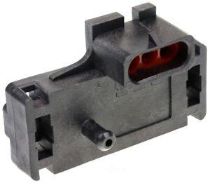 Turbocharger Boost Sensor WVE BY NTK 5S2406