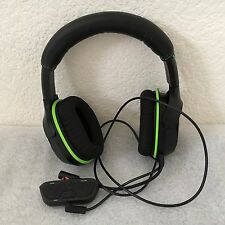 Turtle Beach Ear Force XO FOUR 4 Gaming Headset for Xbox One Black/Green