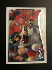 2014 Topps #22 MIKE NAPOLI WORLD SERIES GAME 1 Boston Red Sox QTY AVAIL Com SH