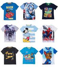 Camisetas de niño de 2 a 16 años Disney