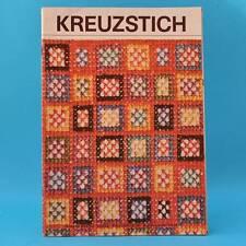 Kreuzstich | Sticken | Verlag für die Frau | DDR 1979 D