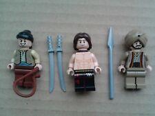 Lego Prince of Persia 3 mini figs Dastan etc NEW                           E