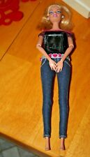 Photo Fashion Barbie Doll/Used-Not sure if Works-Sold As Is-N0 shoes