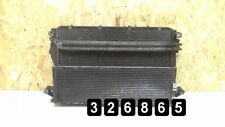 2004 MASERATI 4200 GT RADIATOR WITH COOLING FAN COOLING CONDITIONER PETROL