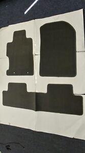 For 06-11 Honda Civic 2 4Dr Floor Mat Carpets Gray Nylon